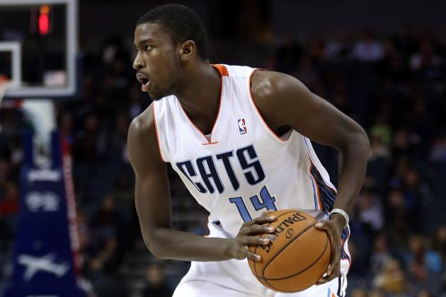 Bobcats' Kidd-Gilchrist Named NBA Eastern Conference Rookie of the Month