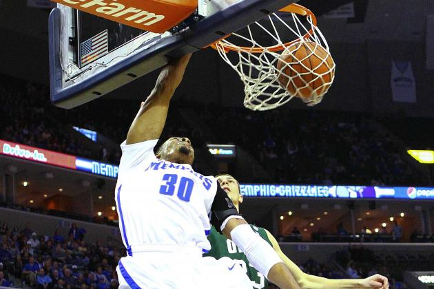 D. J. Stephens: Memphis Tigers Most Outstanding Dunker Ever (Video)