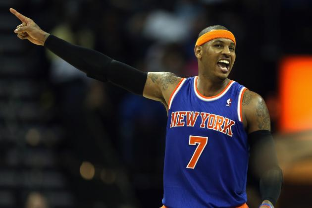 New York Knicks: 2012 Squad Making Basketball Fun in New York Again