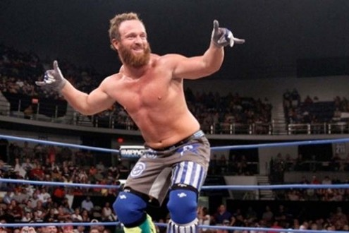 TNA News: Eric Young Signs Contract Extension with IMPACT Wrestling