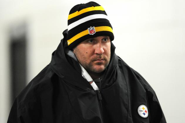 Steelers Foolish to Start Ben Roethlisberger Against the Chargers
