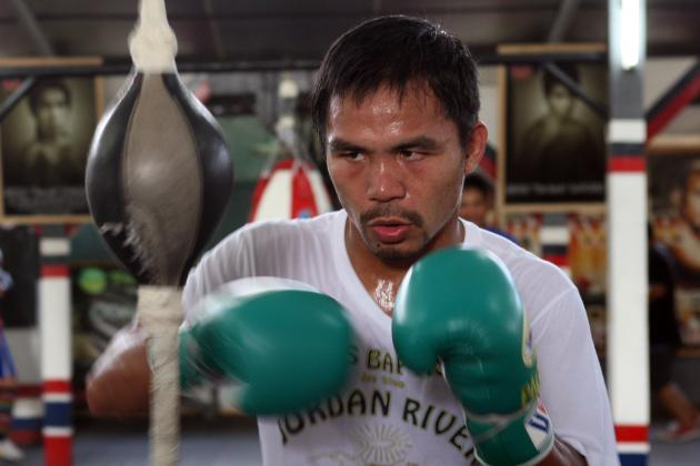 Manny Pacquiao: The Definition of a Respectable Athlete in Today's Sports World