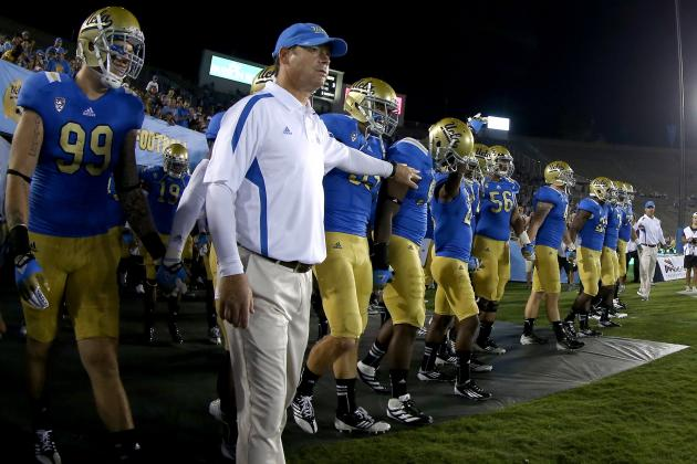 UCLA Football: How Jim Mora Has the Bruins Headed Back to National Spotlight