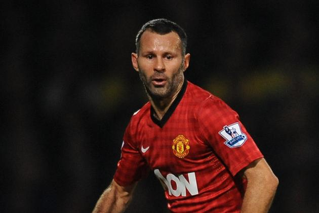 Manchester United Midfielder Giggs: Games Against City Cost Us the Title