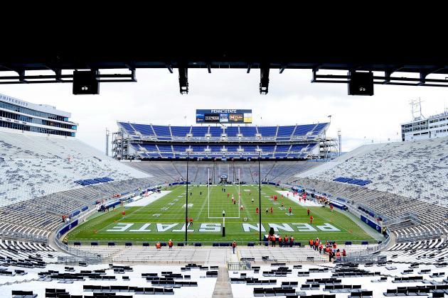 Penn State Football: Why Christian Hackenberg and Adam Breneman Should Redshirt