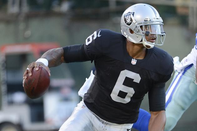 Broncos vs. Raiders: Oakland Needs Terrelle Pryor to Upset Denver