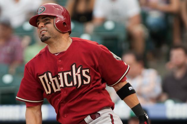 Nieves and D-Backs Complete One-Year Deal