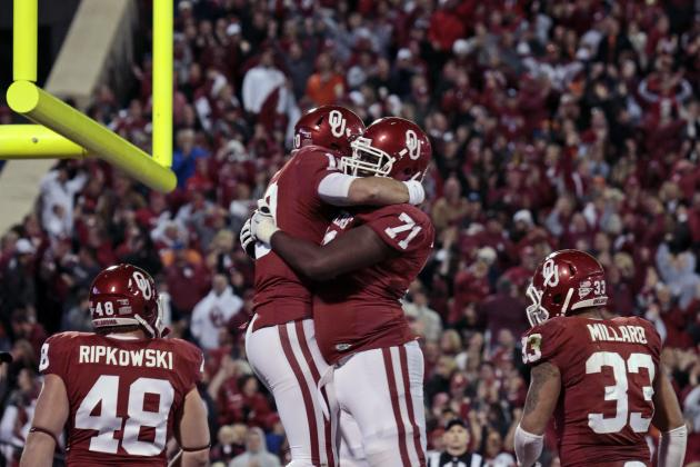 Big 12 Will Not Suspend Sooners O-Lineman for Punch