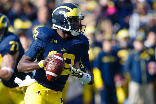 Michigan Football: Wolverines QB Gardner Faces Great Gamecocks Defense