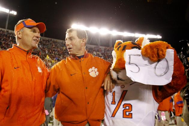 USF Will Interview Clemson OC Chad Morris Friday
