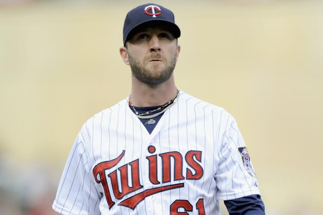 Twins Sign Reliever Burton for 2 Years, $5.5M