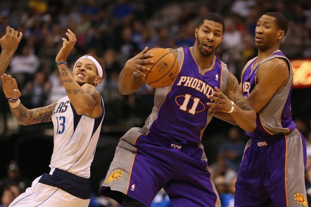Dallas Mavericks vs. Phoenix Suns: Live Score, Results and Game Highlights