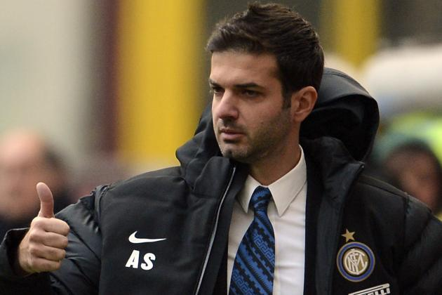 I Congratulate My Young Players, Stramaccioni