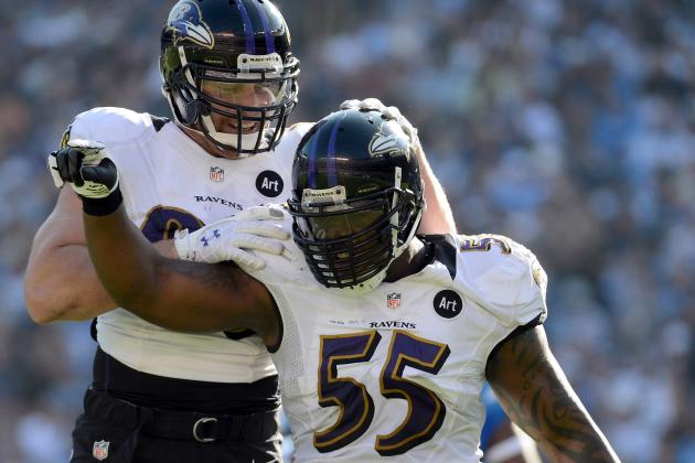 Terrell Suggs Ordered to Give Up Guns in Domestic Case