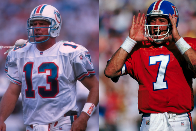 Greatest Quarterback Classes of All-Time