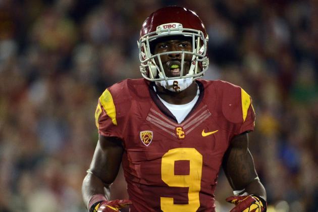 Marqise Lee Wins 2012 Biletnikoff Award