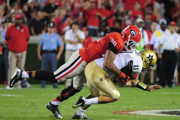 Georgia Bulldogs Football: Will Jones, Ogletree Be Replaceable?