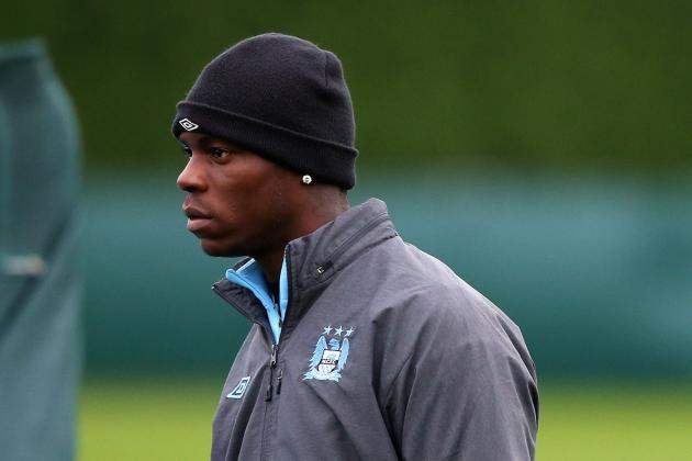 City Striker Balotelli Becomes Father