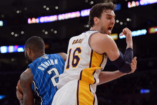 NBA Trade Rumors: Breaking Down Latest on Pau Gasol Rumors
