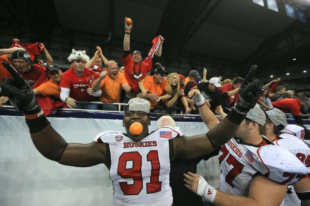 Bowl Predictions 2012: Teams That Don't Stand a Chance at Bowl Victory