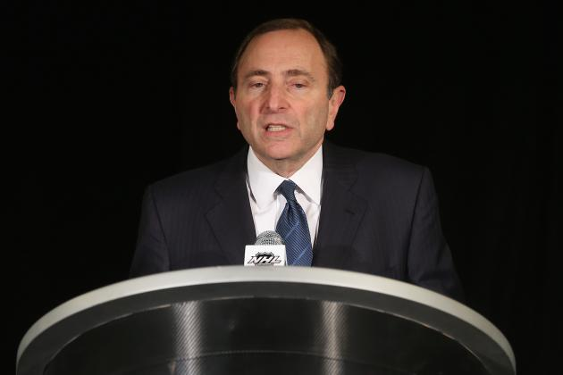 NHL Lockout: CBA Talks Break Down as League Rejects Latest NHLPA Proposal
