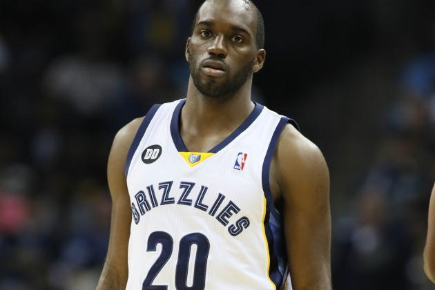 Grizzlies' Quincy Pondexter Provides Intangibles, Seeks Consistency