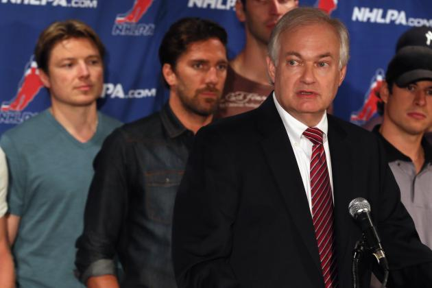 NHL Lockout Takes Bizarre Turn as Owners Reject NHLPA Proposal