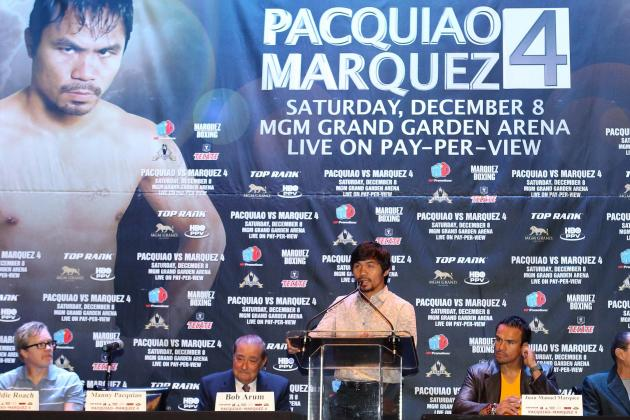 Pacquiao vs. Marquez Undercard: Last-Minute Odds and Predictions