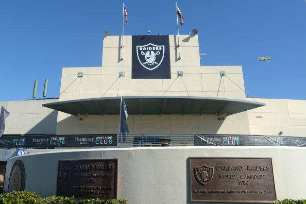 Roger Goodell Claims NFL Would Assist Oakland Raiders with Building New Stadium