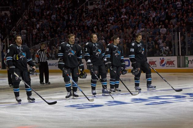 Sharks Leaving Europe in Preparation for End of NHL Lockout?