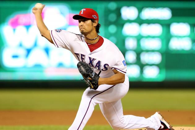 Texas Rangers: How Yu Darvish Can Improve in 2013