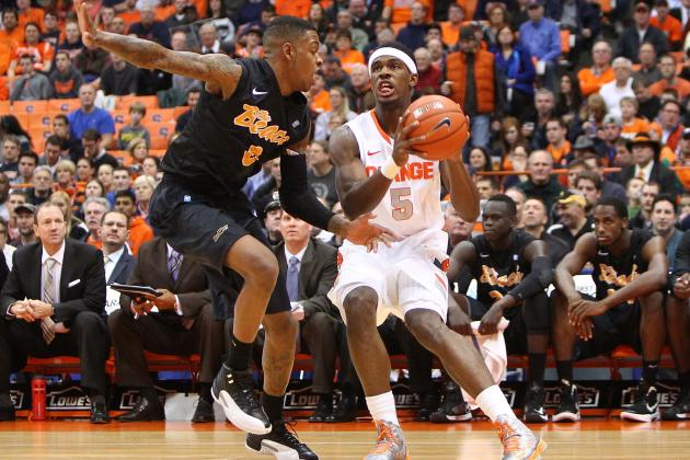 No. 4 Syracuse 84, Long Beach St. 53