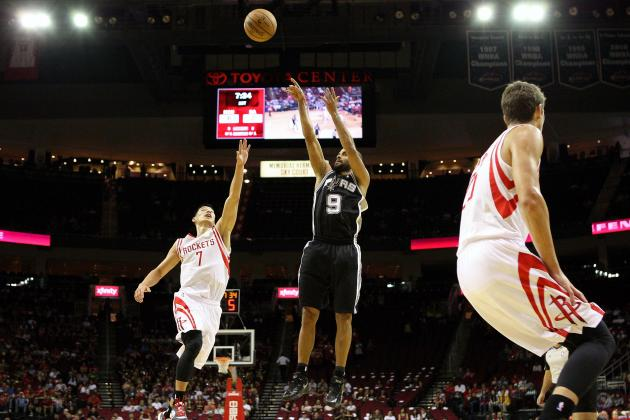 Houston Rockets vs. San Antonio Spurs: Preview, Analysis and Predictions
