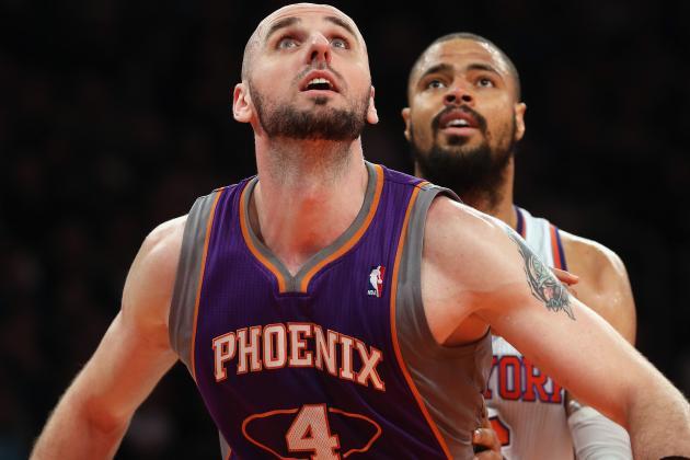 NBA Gamecast: Mavs vs. Suns