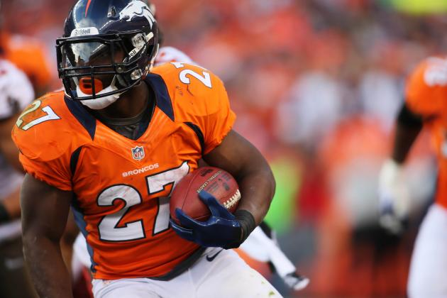 Is Knowshon Moreno the Future of the Denver Broncos Backfield?