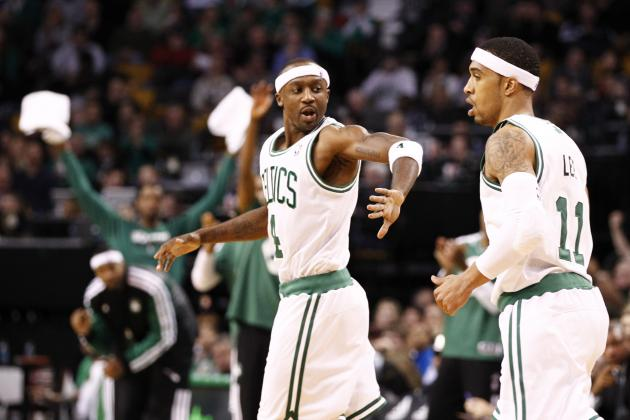 Is Jason Terry or Courtney Lee a Better Fit with Boston Celtics Starters?