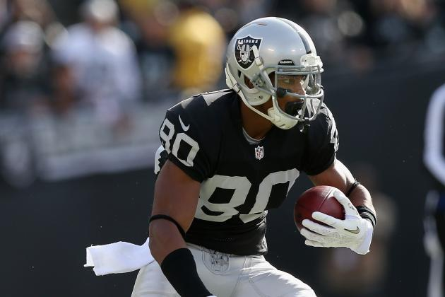 Cheer Up, Oakland Raiders Fans, At Least You Have Rod Streater