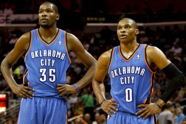 How the Oklahoma City Thunder Are Thriving Without James Harden