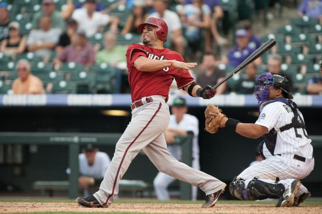 Arizona Diamondbacks Re-Sign Catcher Wil Nieves for One Year