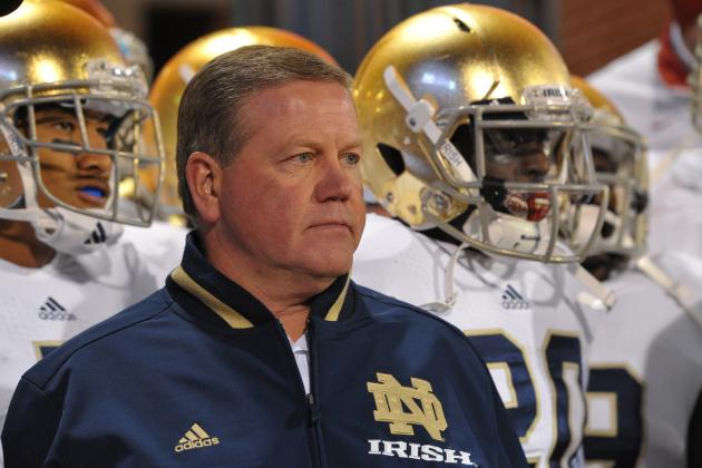 Brian Kelly Deserves Coach of the Year Award, but Don't Call His Work Miraculous