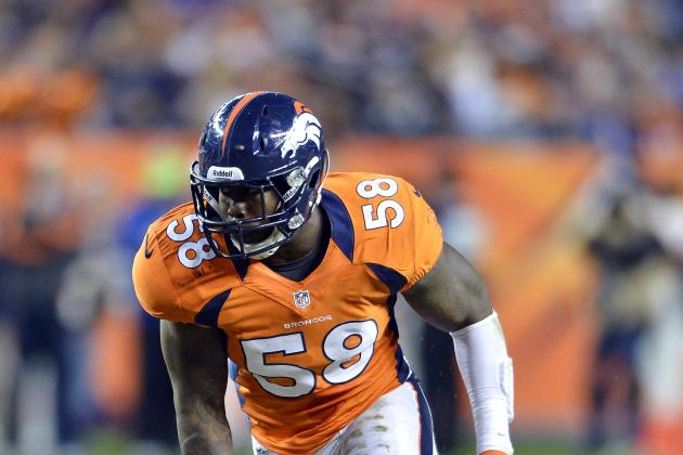 Peyton Manning, Broncos Star Power Enough to Beat Raiders in Oakland