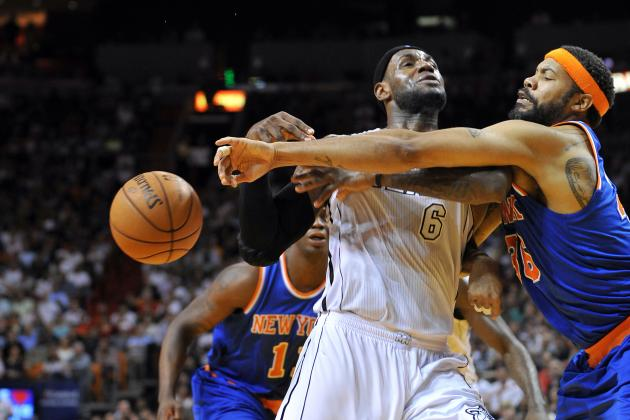 Are the New York Knicks This Good or Do the Miami Heat Have Serious Problems?