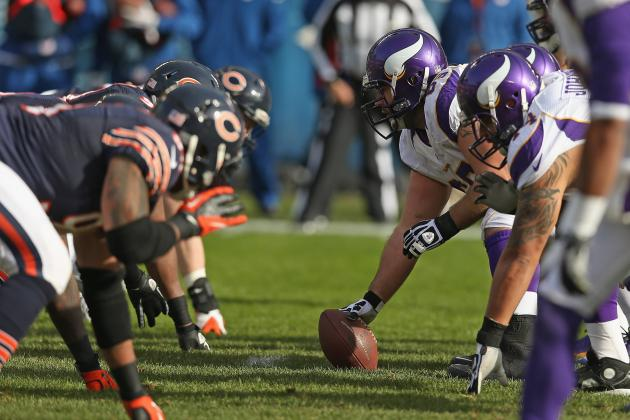 Bears vs. Vikings: Spread Info, Line and Predictions