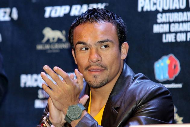 Pacquiao vs. Marquez: Everything Dinamita Must Do to Beat Pac-Man