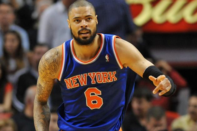 No Carmelo, No Problem. Knicks Expose Napping Heat Defense in Rout