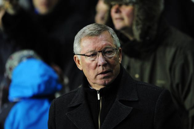 Sir Alex Warns Senior Manchester United Players to 'get Their Act Together'