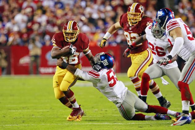 4 Ways RB Alfred Morris Will Lead Redskins to Victory over Ravens