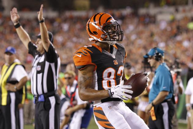 Cincinnati Bengals 2012: Is Marvin Jones the Bengals Newest No. 2 Receiver?