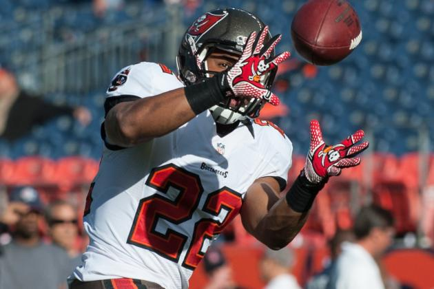 Doug Martin Says He's Not Hitting Rookie Wall