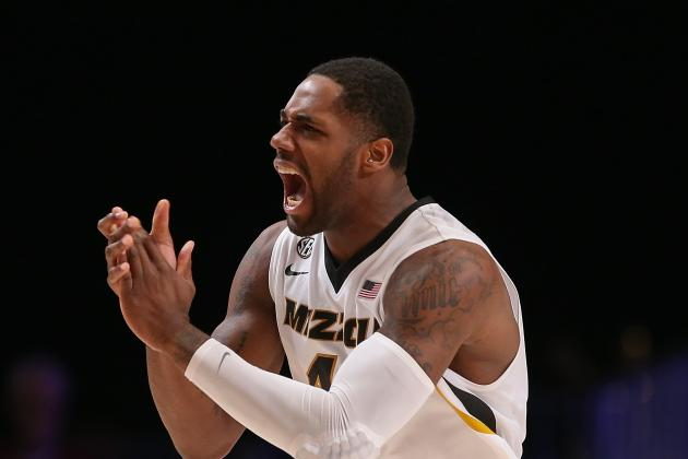 Missouri Basketball: Are the Tigers Better with Alex Oriakhi on Bench?